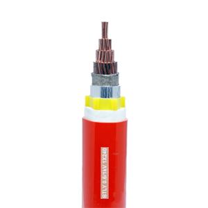 BTLY(BTLE)柔性矿物质绝缘防火电缆