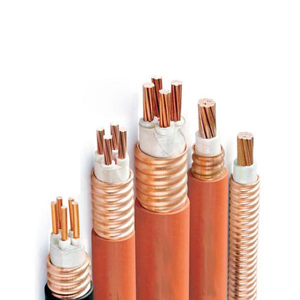 RTTZ(RWTZ)柔性矿物质绝缘防火电缆