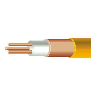 0.6/1kV矿物质绝缘柔性防火电缆