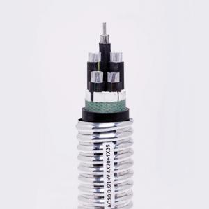 HFTGB柔性矿物质绝缘不锈钢铠装防火电缆