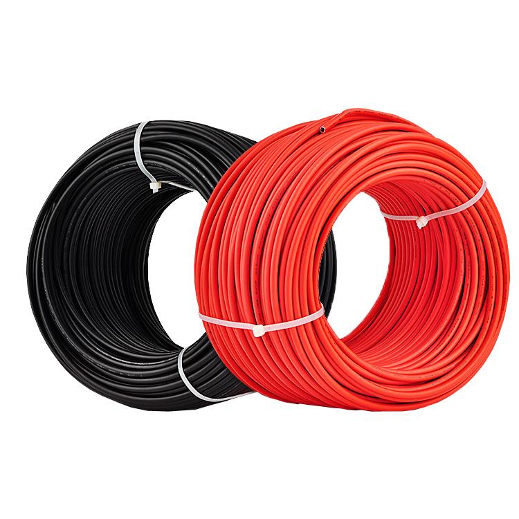 H1Z2Z2-K1*4光伏电缆 1500V直流光伏线